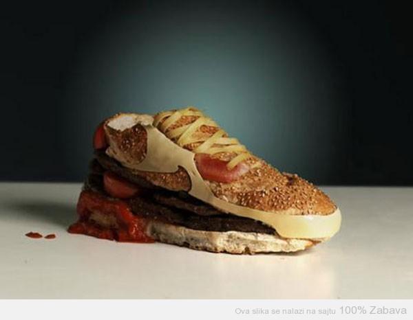 Air Max sendvič