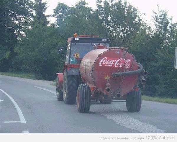 Coca-cola dostava