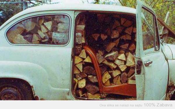 Fića z drva