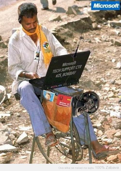 Indijski Microsoft