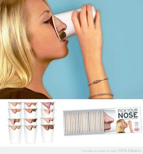 Izaberi svoj nos