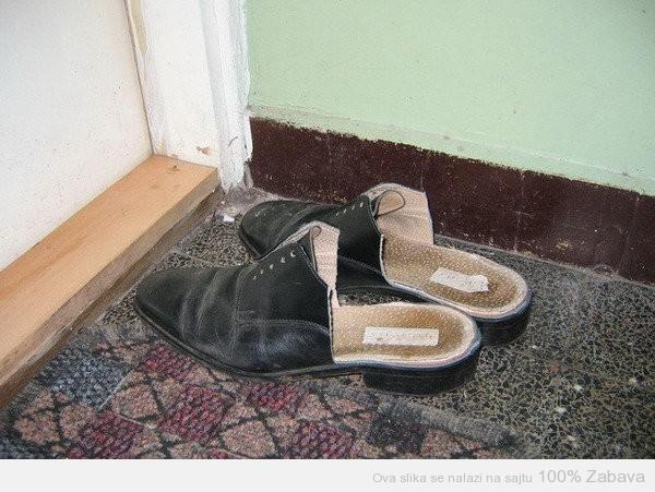 Muška letnja obuća