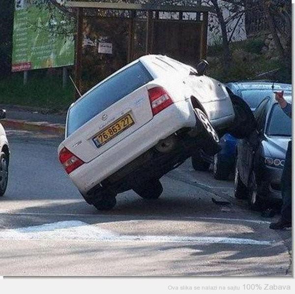 Nezgodno parkiranje