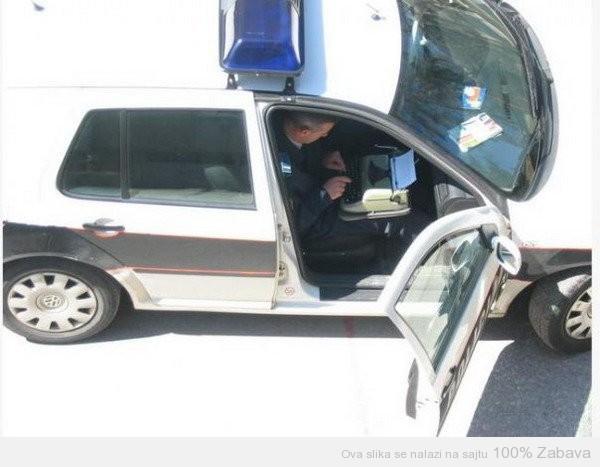 Policijska tehnologila