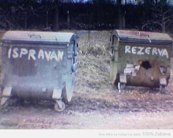 Rezervni kontejner