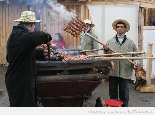 Srpski roštilj