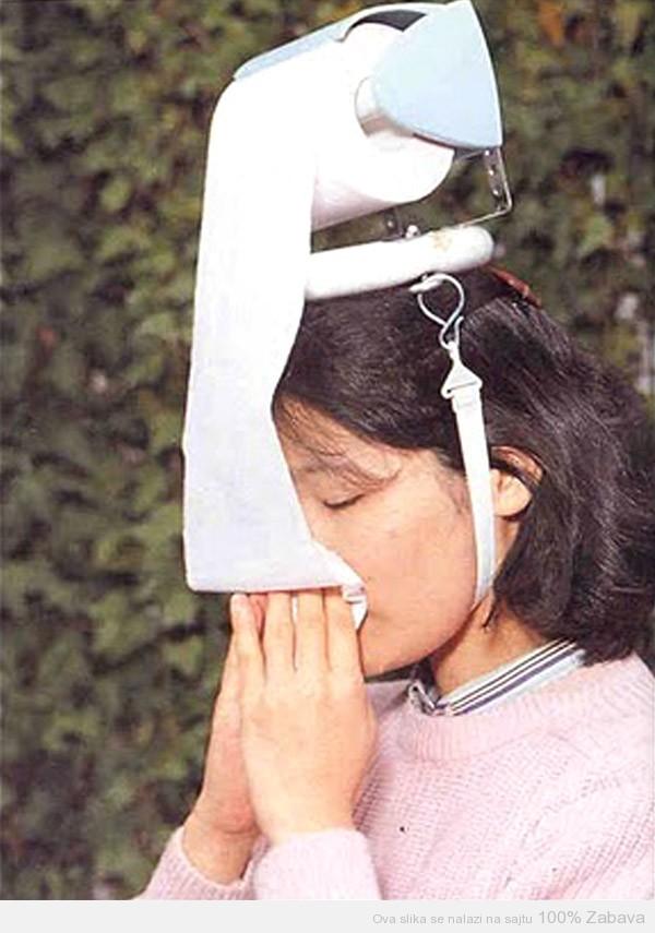 Za prehlađene