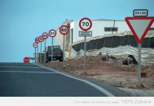 Znakovi za idiote
