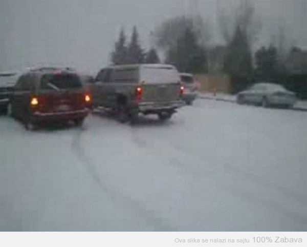 Klizanje automobila